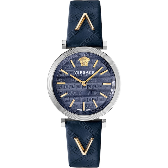 Versace Schweizer Uhr »V-TWIST, VELS00119«