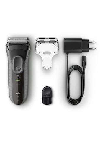 Braun Elektrorasierer »Series 3 ProSkin 3000s«, wiederaufladbar kaufen