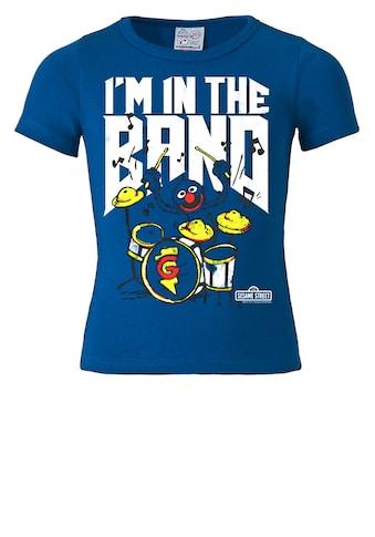 LOGOSHIRT T-Shirt »Grobi«, mit tollem Print kaufen