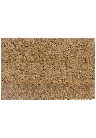 Fußmatte, »Kokosvelours 101«, ASTRA, rechteckig, Höhe 16 mm, Naturprodukt kaufen