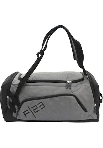 F23™ Reisetasche »Teamplayer, schwarz«, inklusive Trinkflasche kaufen