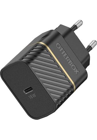 Otterbox Smartphone-Ladegerät »EU Ladegerät 18W - 1X USB-C 18W USB-PD« kaufen
