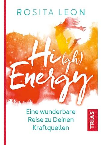 Buch »High Energy / Rosita León« kaufen