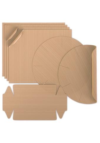 Arendo Backmatte »Backpapier 4x eckig, 2x Springform, 1x Kastenform«, (7 tlg.), im 7er... kaufen