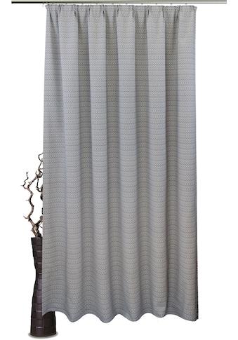 Vorhang, »Brennan«, VHG, Kräuselband 1 Stück kaufen