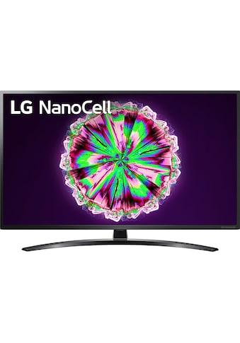 LG 50NANO796NE LED - Fernseher (126 cm / (50 Zoll), 4K Ultra HD, Smart - TV kaufen