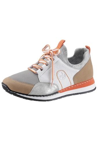Rieker Slip-On Sneaker, in mehrfarbiger Optik kaufen