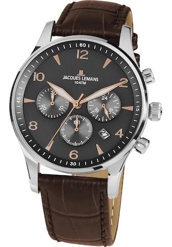 Jacques Lemans Chronograph »London, 1 - 1654ZK« kaufen