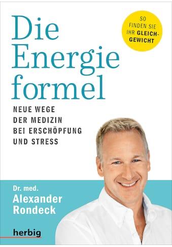 Buch »Die Energieformel / Alexander Rondeck« kaufen
