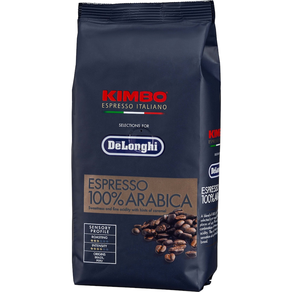 De'Longhi Kaffeevollautomat »Eletta Plus ECAM 44.628.S«