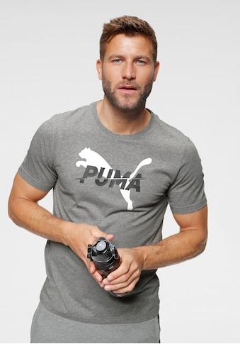 PUMA T - Shirt »MODERN SPORTS Logo Tee« kaufen