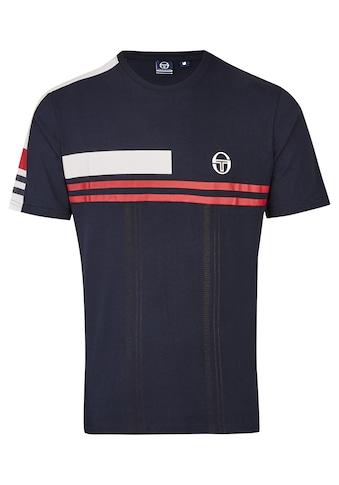 Sergio Tacchini T-Shirt DUMAN mit Streifen kaufen