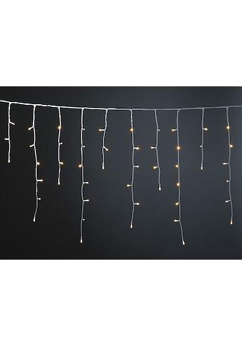 KONSTSMIDE LED - Lichtervorhang »Eisregen« kaufen
