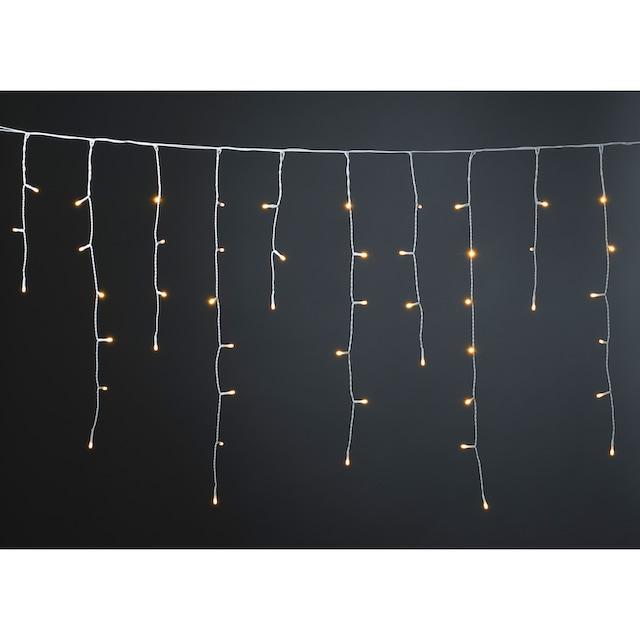 KONSTSMIDE LED-Lichtervorhang »Eisregen«