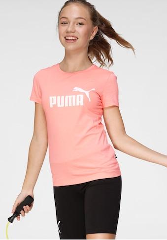 PUMA T-Shirt »ESS Logo Tee G« kaufen