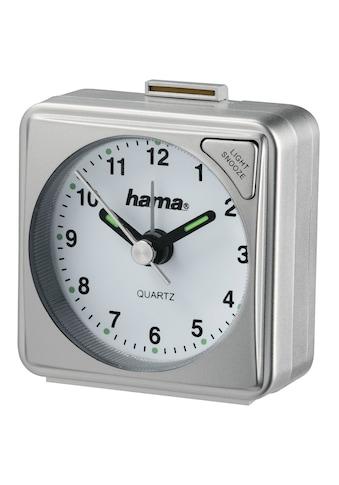 """Hama Reisewecker """"A50"""" »Wecker« kaufen"""