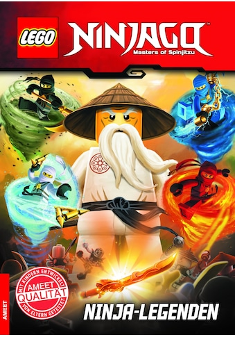 Buch »LEGO® NINJAGO(TM) Ninja-Legenden / DIVERSE« kaufen