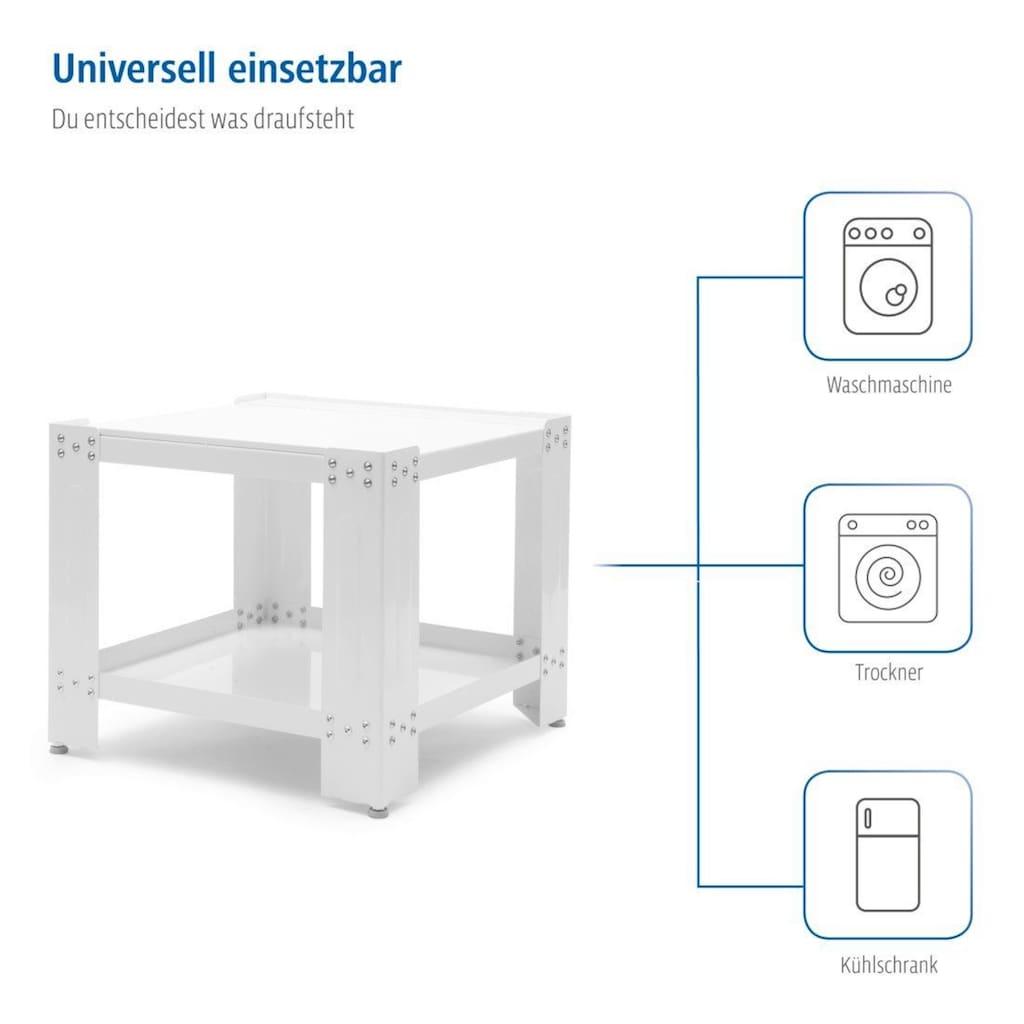 Xavax Sockel Unterbausockel Untergestell Unterschrank 60 x 60cm