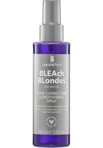Lee Stafford Leave-in Pflege »Bleach Blonde Ice White Tone Correcting Conditioning Spray« kaufen