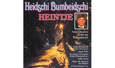 Musik - CD Heidschi Bumbeidschi / Heintje, (1 CD) kaufen