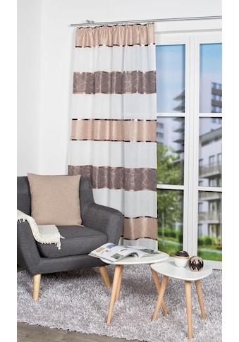 HOME WOHNIDEEN Vorhang »TALWER« kaufen