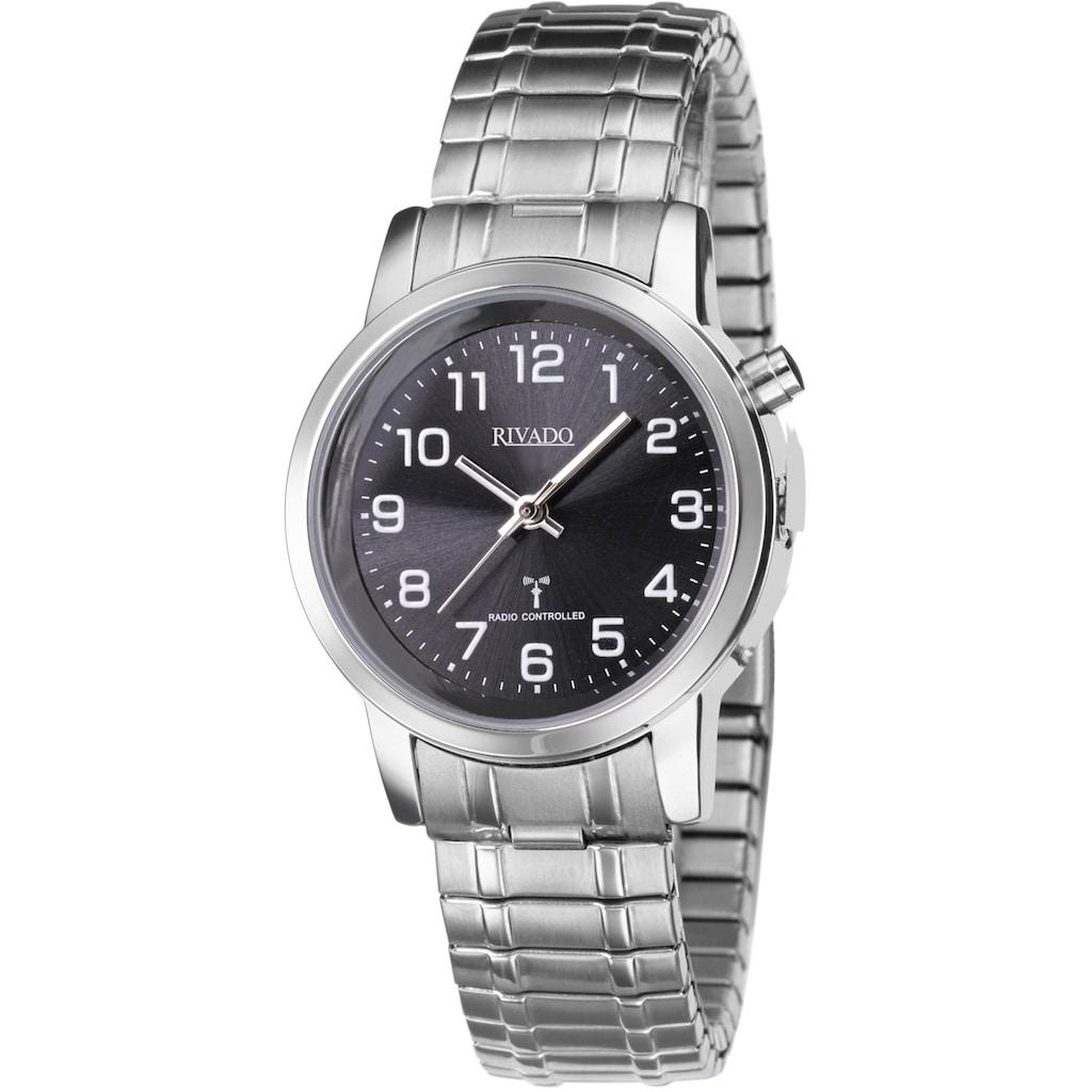 RIVADO Funkuhr »RILS-10536-22M«