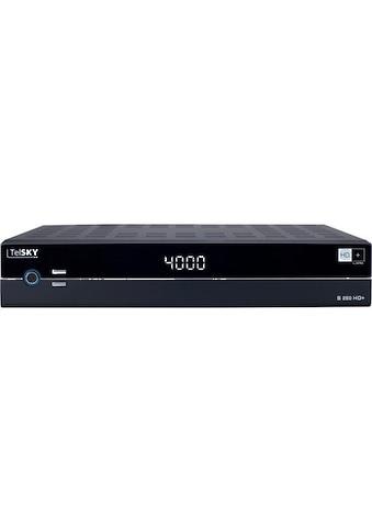 Telsky HDTV Satelliten-Receiver (HDMI, inkl. HD+ Karte, EPI) kaufen