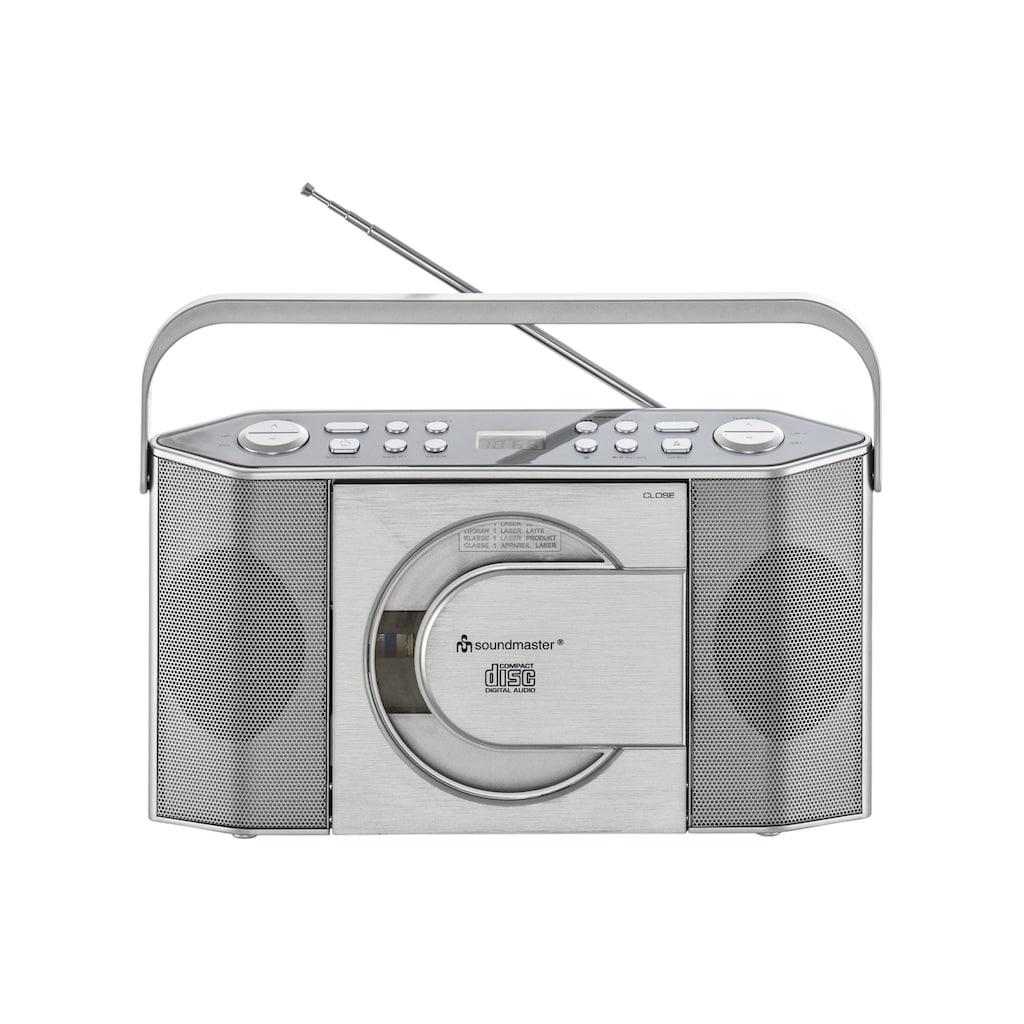 Radio-CD-Player , extra schmal