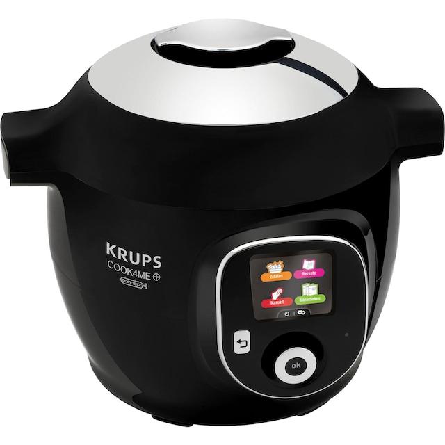 Krups Multikocher CZ7158 Cook4Me+ Connect, 1600 Watt, Schüssel 6 Liter