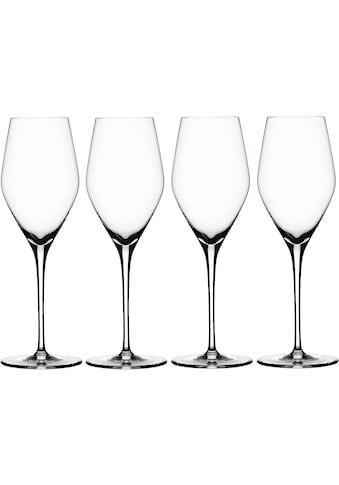 SPIEGELAU Gläser-Set »Prosecco«, (Set, 4 tlg.), 4-teilig kaufen