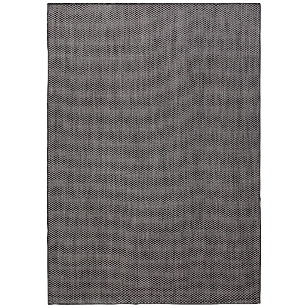 my home Teppich »Rhodos«, rechteckig, 3 mm Höhe, Sisal-Optik, In- und Outdoor geeignet, Wohnzimmer