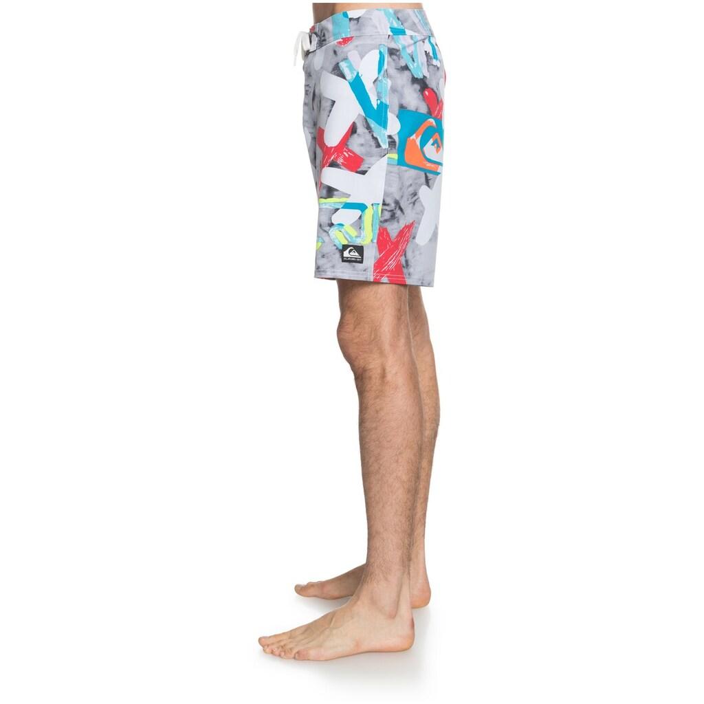 "Quiksilver Boardshorts »Warpaint 18""«"