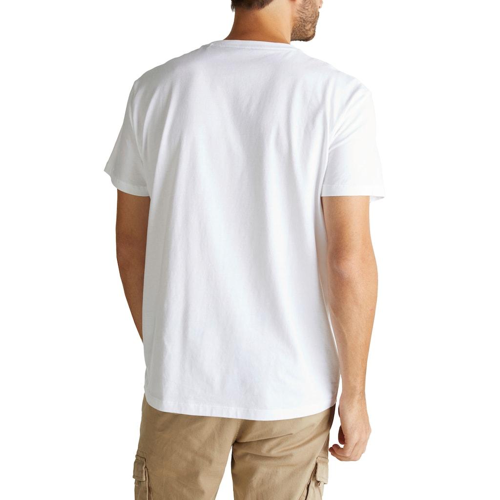 Esprit T-Shirt, mit großem Fotoprint