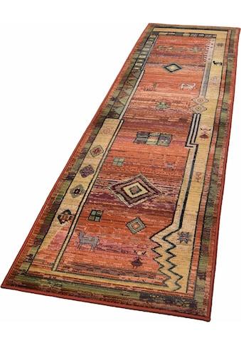 THEKO Läufer »Gabiro 002«, rechteckig, 10 mm Höhe, Teppich-Läufer, gewebt,... kaufen