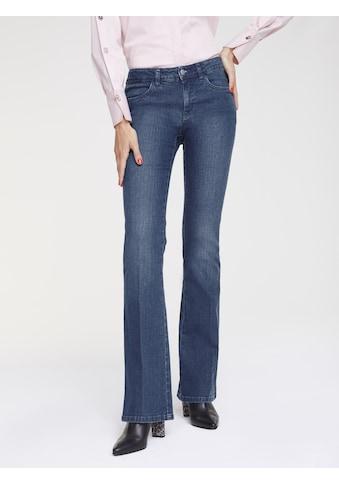 RICK CARDONA by Heine Bootcut-Jeans, mit Push-up Effekt kaufen