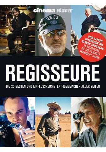 Buch »Cinema präsentiert: Regisseure - die 25 besten und einflussreichsten Filmemacher... kaufen