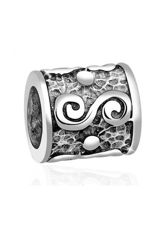 Nenalina Bead »Bead Anhänger Oxid Welle Kringel 925 Silber« kaufen