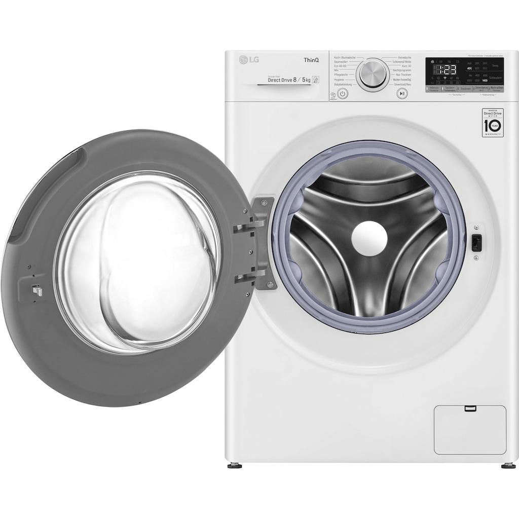 LG Waschtrockner »F14WD85TN«