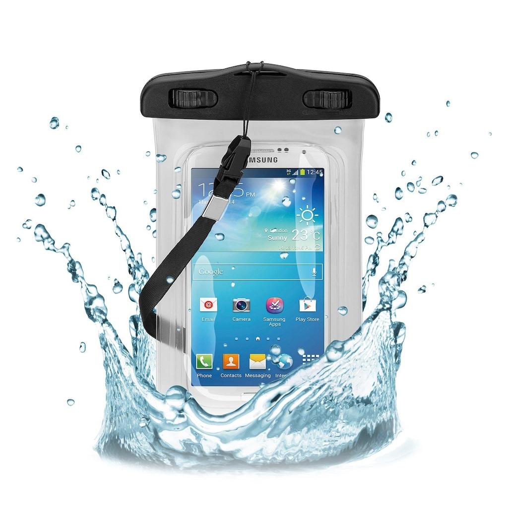 """Goobay Beachbag Handytasche für Smartphones bis 5"""""""