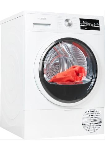 SIEMENS Wärmepumpentrockner iQ500 WT45RTECO, 8 kg kaufen