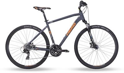 Head Crossrad »I-Peak I«, 24 Gang, Shimano, RDTX800 Schaltwerk, Kettenschaltung kaufen