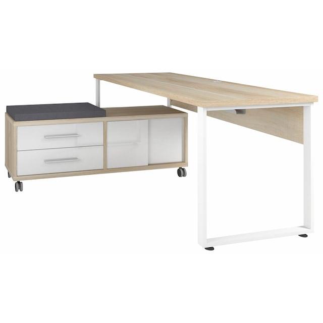 Maja Möbel Schreibtisch »Set+ 1673«
