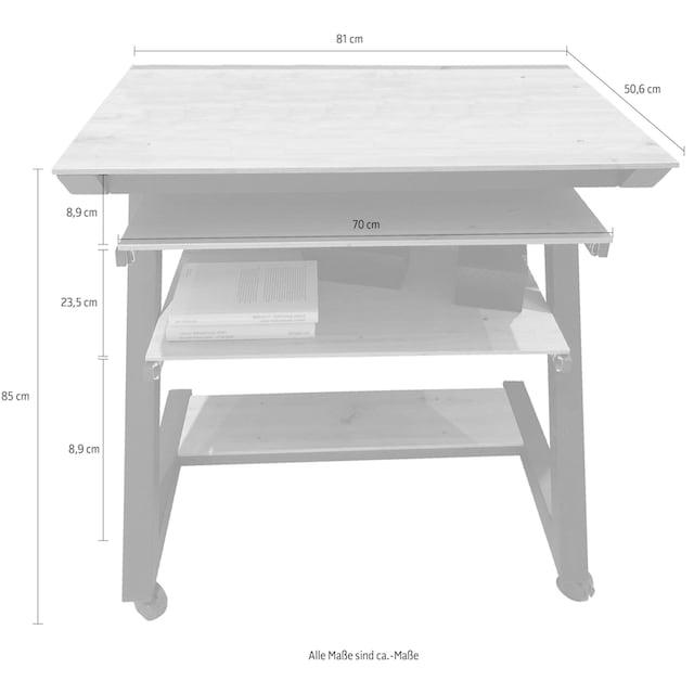 Maja Möbel Computertisch »Schreib- und Computertisch 1648«