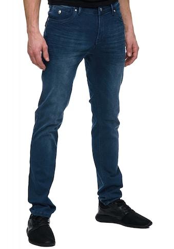 Rusty Neal Chinohose im Slim Fit-Schnitt kaufen