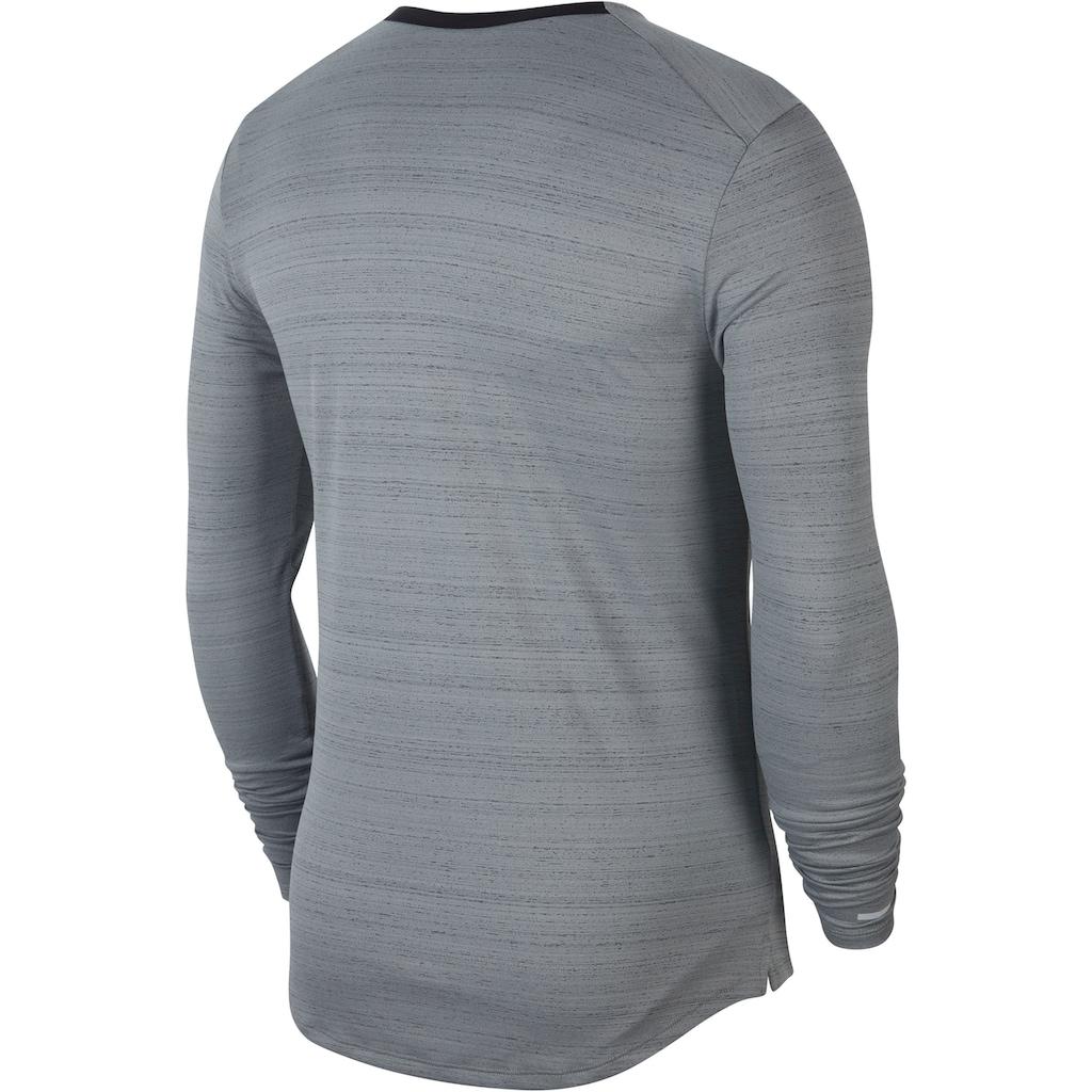 Nike Laufshirt »Men's Long-sleeve Running Top«