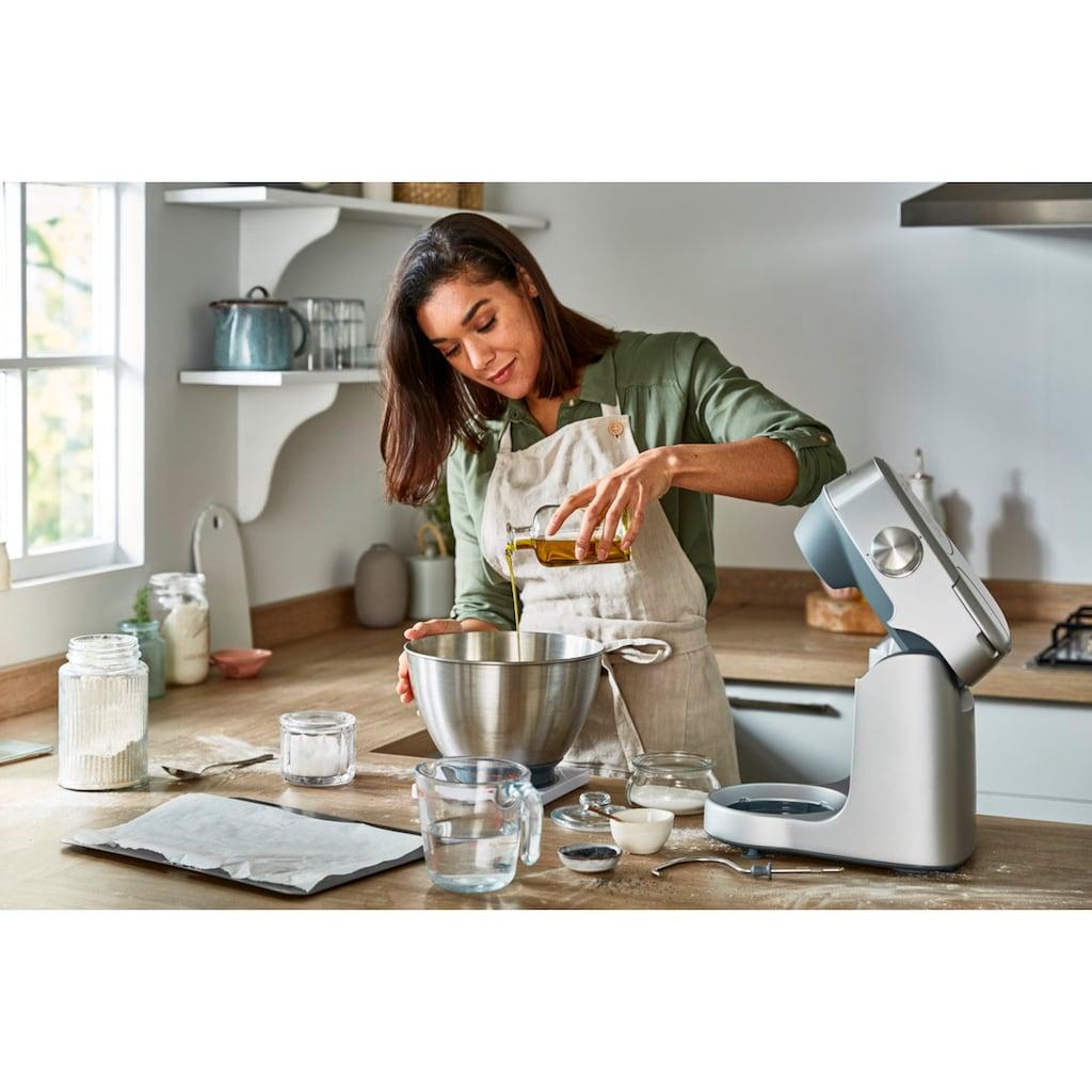 KENWOOD Küchenmaschine »Prospero+ KHC29.J0SI«, 1000 W, 4,3 l Schüssel, mit großem Zubehörpaket