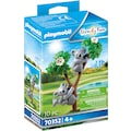 "Playmobil® Konstruktions-Spielset ""2 Koalas mit Baby (70352) und 2 Pandas mit Baby (70353), Family Fun"", Kunststoff, (Set, 2-tlg.)"