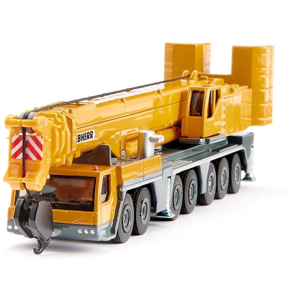 Siku Spielzeug-Kran »SIKU Super, Liebherr Mobilkran«