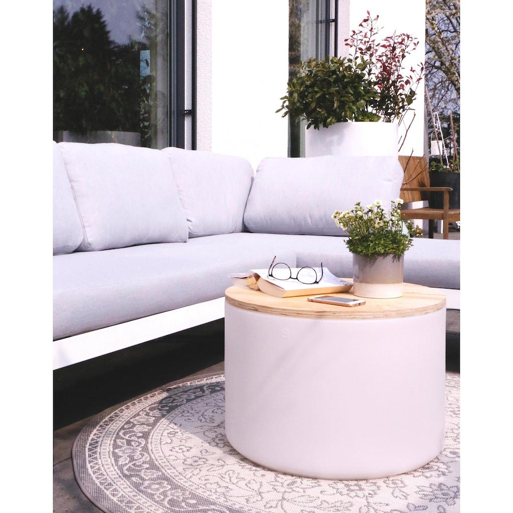 8 seasons design Gartenleuchte »Shining Elegant Pot XM«, E27, Outdoorleuchte & Indoorleuchte