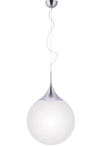 TRIO Leuchten LED Pendelleuchte »DAMIAN«, E27, Extra-Warmweiß-Warmweiß-Neutralweiß-Kaltweiß-Tageslichtweiß, Hängeleuchte, Mit WiZ-Technologie für eine moderne Smart Home Lösung, dimmbar, Farbwechsel kaufen